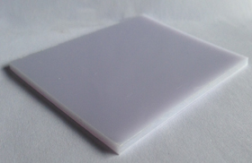 Tấm polycarbonate đặc màu opal