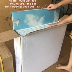 tam tran nhua pvc gia re 300x300 - Giá Trần Nhựa PVC – Giá Trần Thả PVC