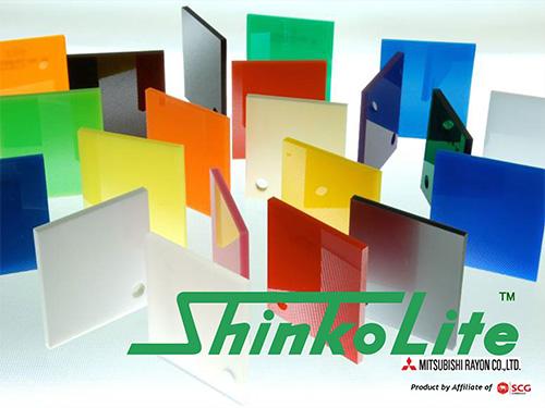 SHINKOLITE logo - Mica Shinkolite Nhật Bản
