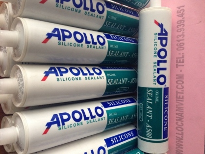 keo silicone apollo sealant a500 - Keo Silicon Apollo A500