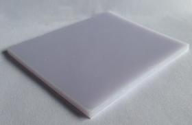 tam lop lay sang thong minh polycarbonate dac ruot trang sua white - Tấm poly đặc ruột