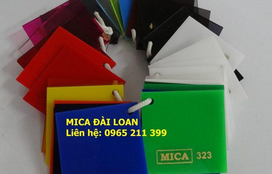 micadailoan1 879x565 - Mica Đài Loan giá rẻ tại cho đại lý quảng cáo tại TPHCM