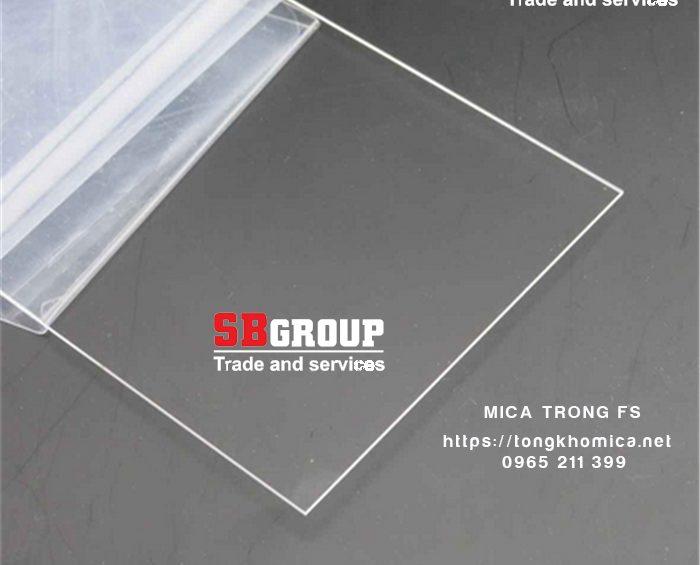 mica trong fs 700x565 - Mua Bán Mica FS tại TPHCM – Tấm Nhựa Mica Đài loan Giá Rẻ