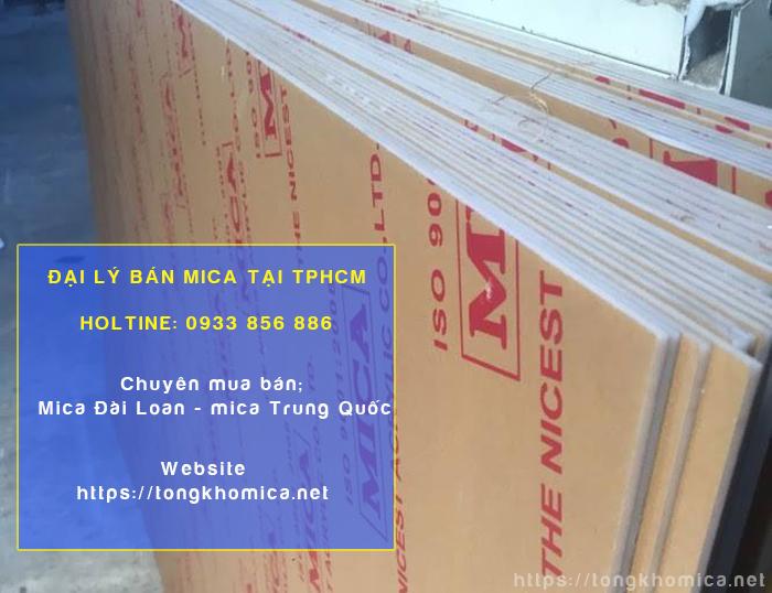 đại lý bán mica tại quận tphcm