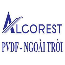 alcorest ngoai troi 2 - Báo Giá Alu Alcorest Ngoài Trời PVDF