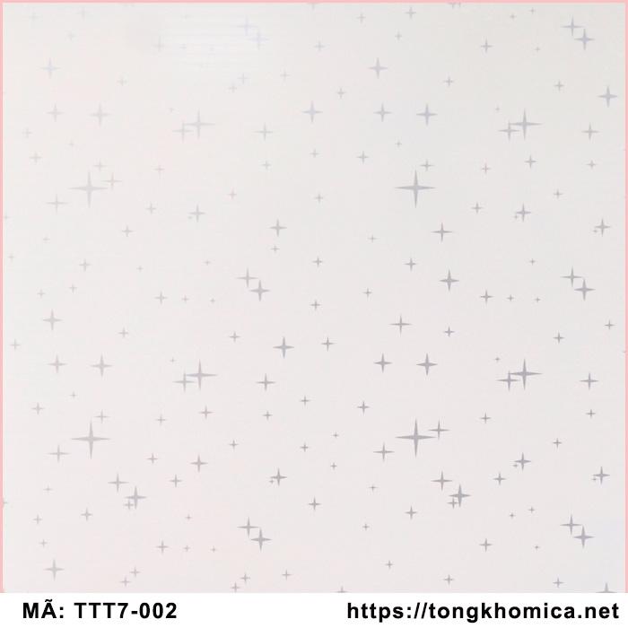 tấm trần nhựa pvc mã 002