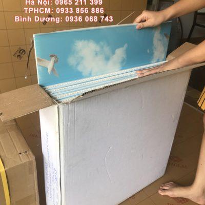 tam tran nhua pvc gia re 400x400 - Giá Trần Nhựa PVC – Giá Trần Thả PVC