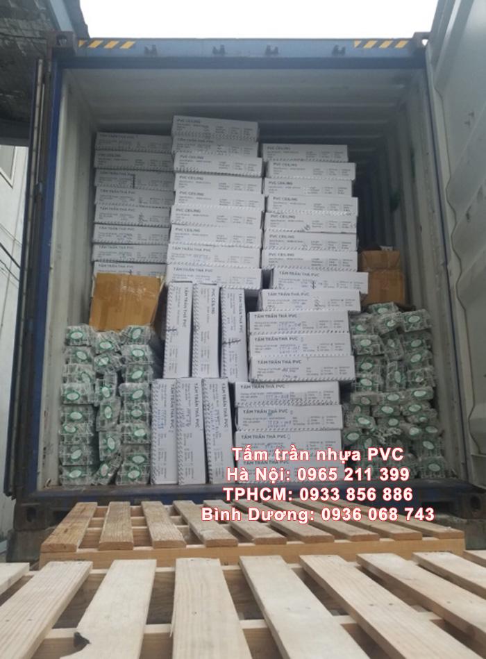 tam tran tha pvc re - Giá Trần Nhựa PVC – Giá Trần Thả PVC